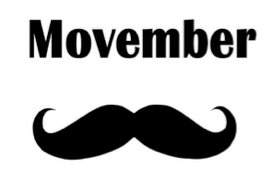 Movember cancer homme