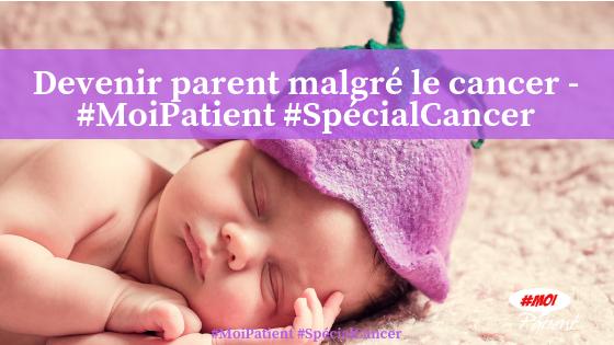 parent enfant cancer